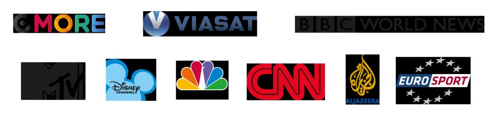 TV Channels - Hoist Group