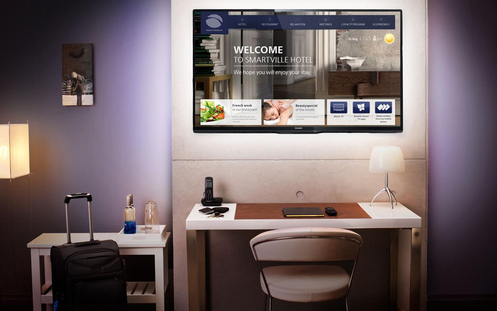 Solutions Cl En Main Pour Les H Tels Et Centres De Conf Rence # Table Pour Tv