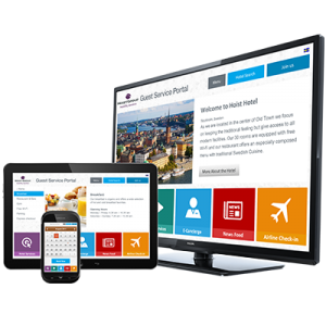 hotel service portal customised hotel information and offers anywhere