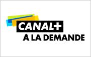 Canal + a la demande