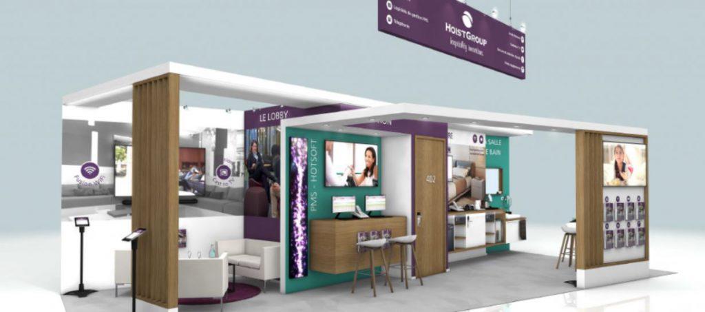 Hoist Group France Impresses at Equip'Hotel 2018 - Hoist Group