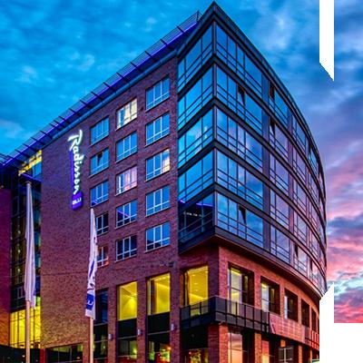 New Live Hotels - Hoist Group