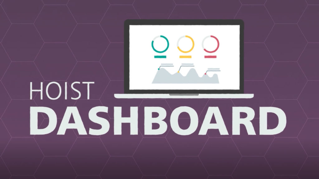 hoist dashboard video image
