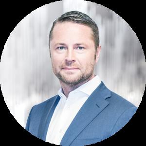 Andreas Larsson, VD för Hoist Group AB