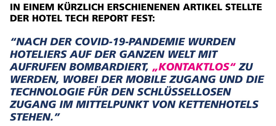 Hotel Tech Report