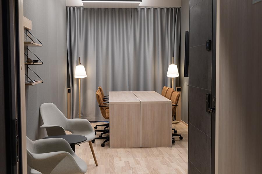 Valo Hotel room
